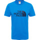 The North Face Easy - Camiseta manga corta Hombre - azul